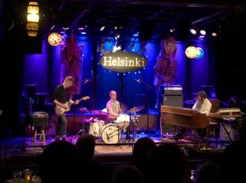 Club Helsinki, Hudson